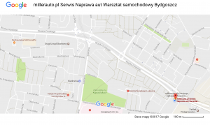 Serwis napraw powypadkowych w Bydgoszczy